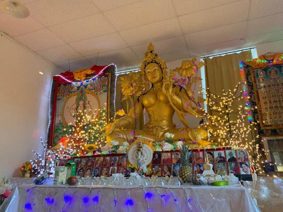 Ninth Year of 108 Nung Nä Retreats at Institut Vajra Yogini, France