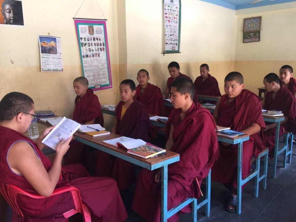 Support Raised for Samtenling School, Kathmandu, Nepal