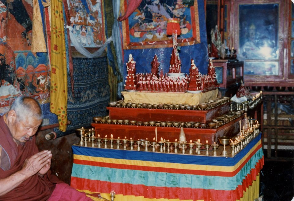 Extensive Most Secret Hayagriva Pujas Sponsored at Sera Je Monastery Every Month