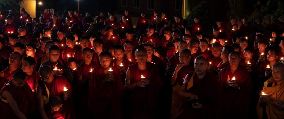 Lama Tsongkhapa Day at Kopan Monastery