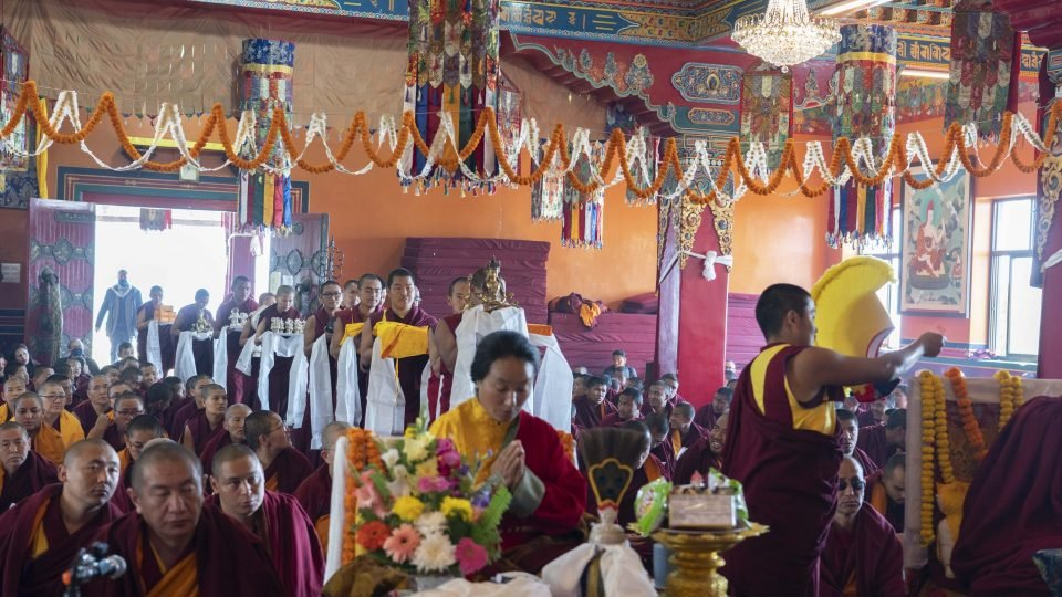 Rejoicing in Recent Long Life Puja for Lama Zopa Rinpoche