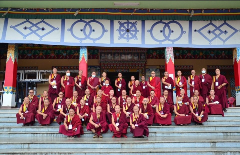 2020 Offering to the Gelug Examination and Main Teachers of the Lama Tsongkhapa Tradition