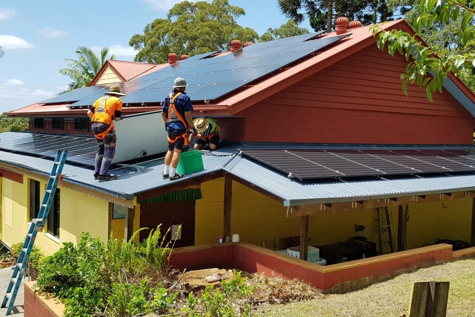 Chenrezig Institute Added A Solar Power System and Lowered Operational Costs