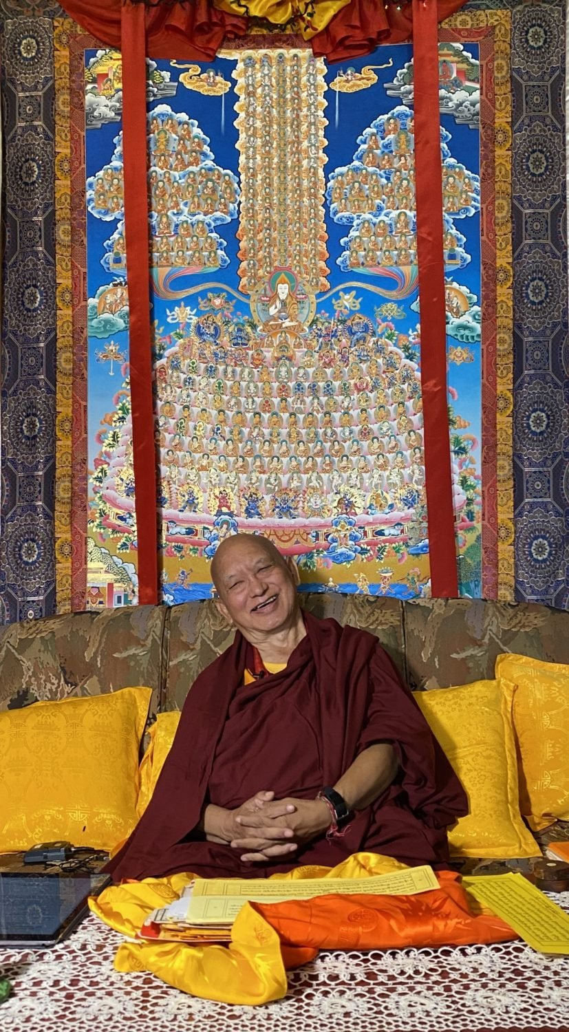 The Time to Practice Is Now: Mandala's New Magazine Brings You Rinpoche's Thought Transformation Teachings