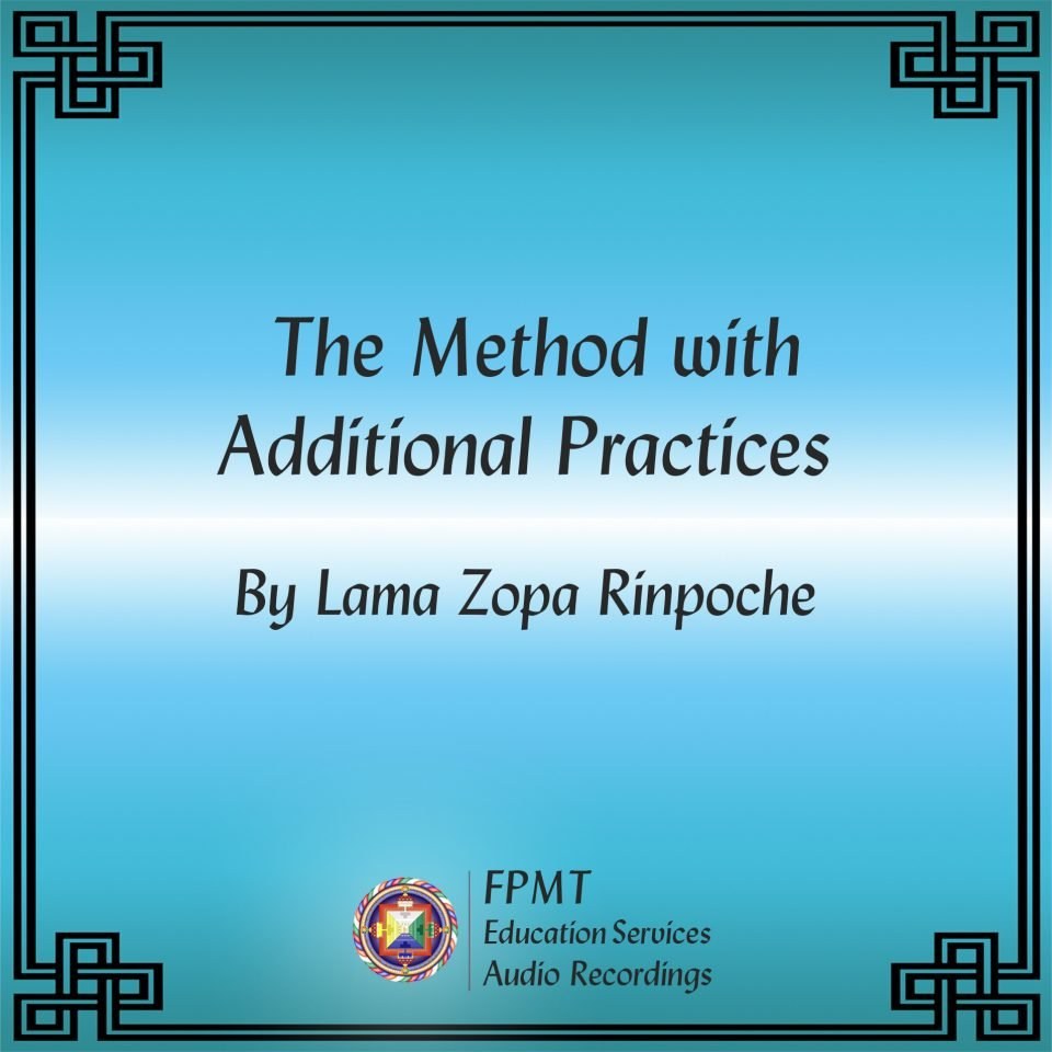 The Method with Additional Practices: Now Available in Audio