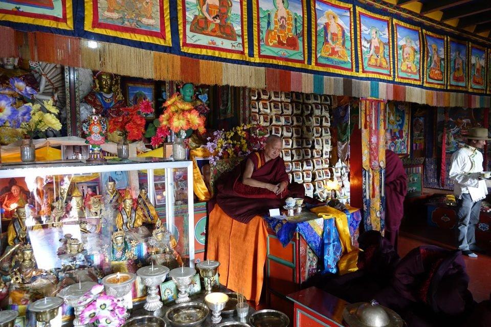 The Flourishing of Lawudo Retreat Centre, Nepal