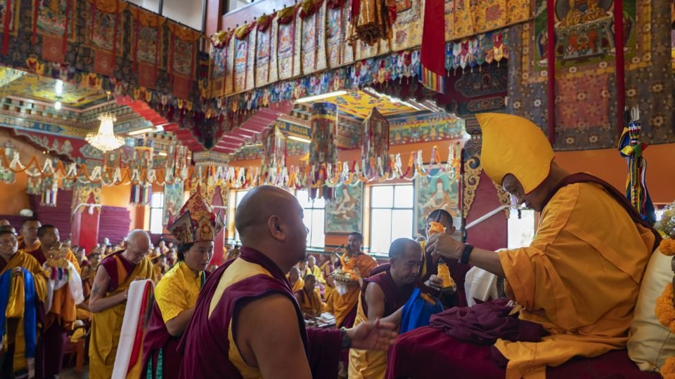 Rejoicing in the White Tara Long Life Puja Offered to Lama Zopa Rinpoche on April 19, 2021