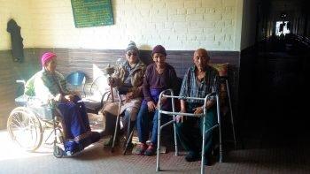 Support to Seven Elderly Homes Serving Tibetan Elders in 2021
