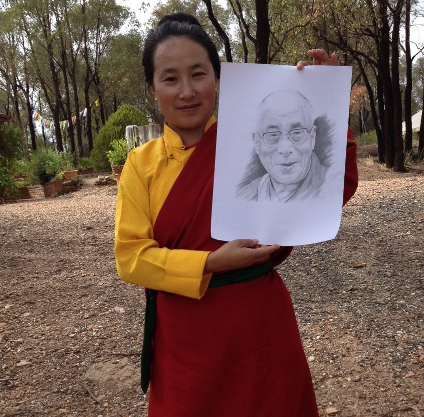 Continued Support to Prisoners Wishing to Study Dharma
