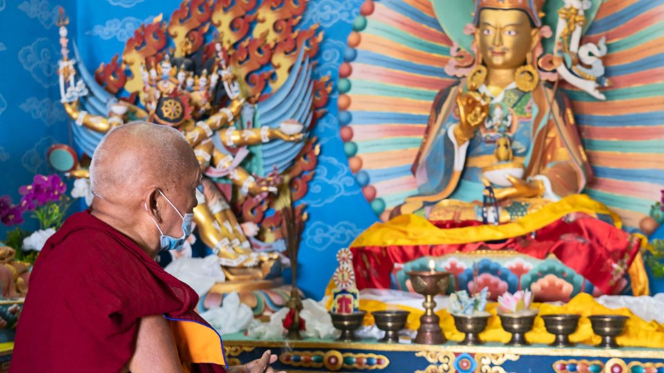 Six New Audio Recordings From Lama Zopa Rinpoche's Teachings on Thought Transformation Series