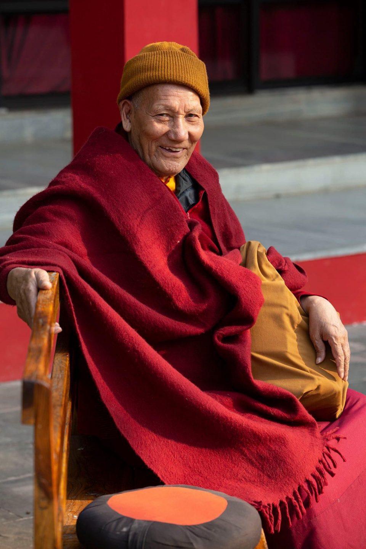 Ladakhi Lama Passes Away
