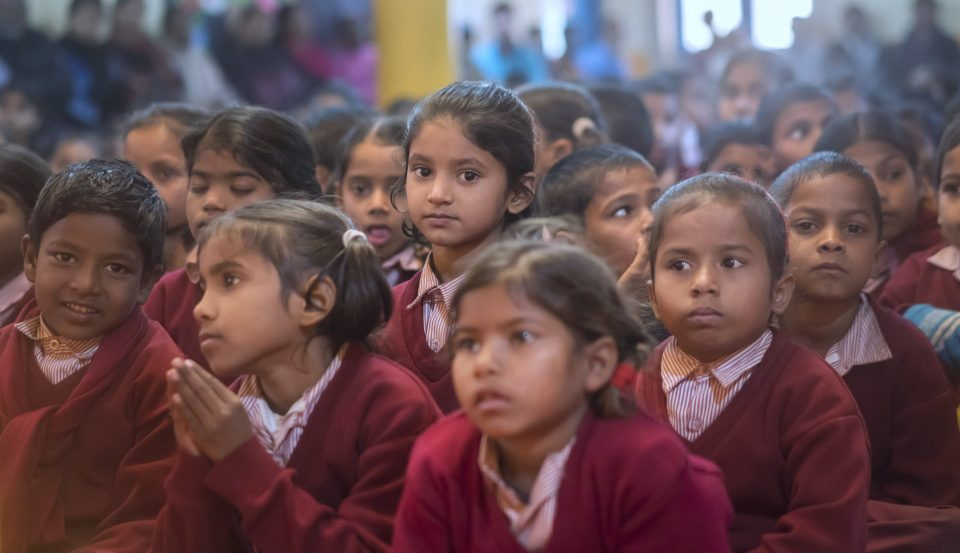 Supporting the Education of Over One Thousand Children in Nepal and India