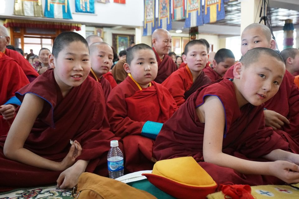 Support to Sangha in 2021, an Ongoing Commitment to the 'Real Heroes'