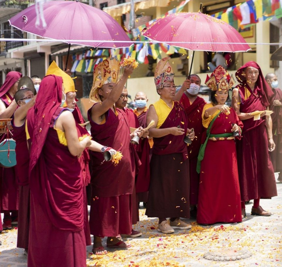 Rejoicing in Lama Zopa Rinpoche's Recent Compassionate Activities