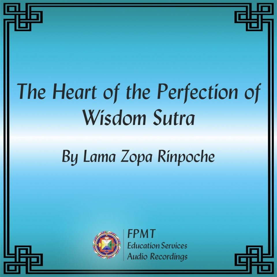The Power of the Heart Sutra