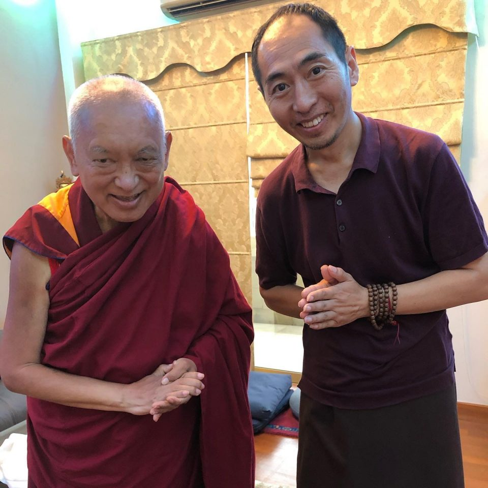 Supporting the Important Projects of Lelung Rinpoche: Preserving the Buddha Dharma