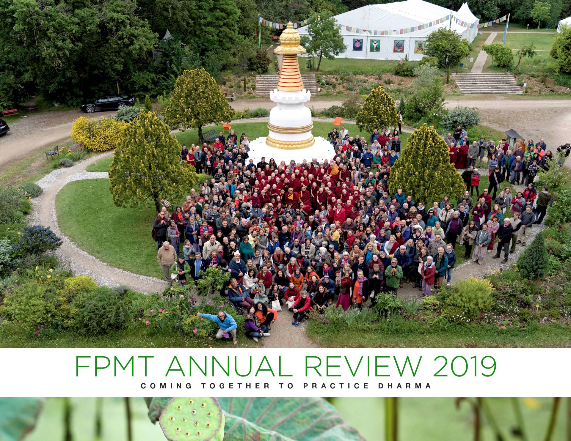 FPMT Annual Review 2019: Coming Together to Practice Dharma