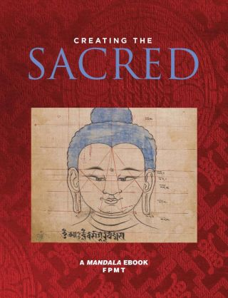 Creating the Sacred-COVER