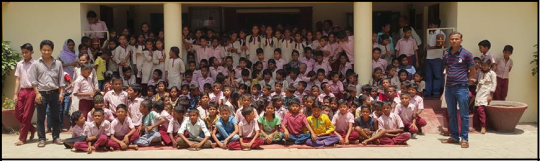 Support Continues for the Compassionate Work of Maitreya School, Bodhgaya