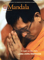 January / March 2010 Mandala