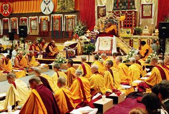 Lama Yeshe Sangha Fund