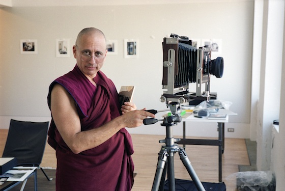 """The """"Monk with a Camera"""": An Interview with Khen Rinpoche"""