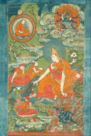 Wensapa. Image courtesy of 2016 Himalayan Art Resources Inc. Photographed Image Copyright © 2004 Tibet House Museum, New Delhi