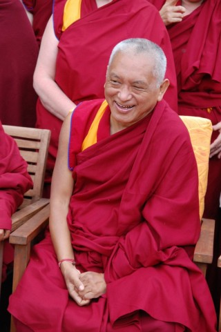 Lama Zopa Rinpoche, 2009 CPMT meeting
