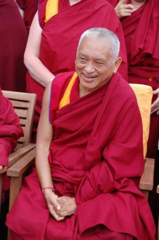 Lama Zopa Rinpoche, 2009 CPMT meeting
