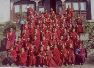 Tashi Chime Gatsal Nuns photo2