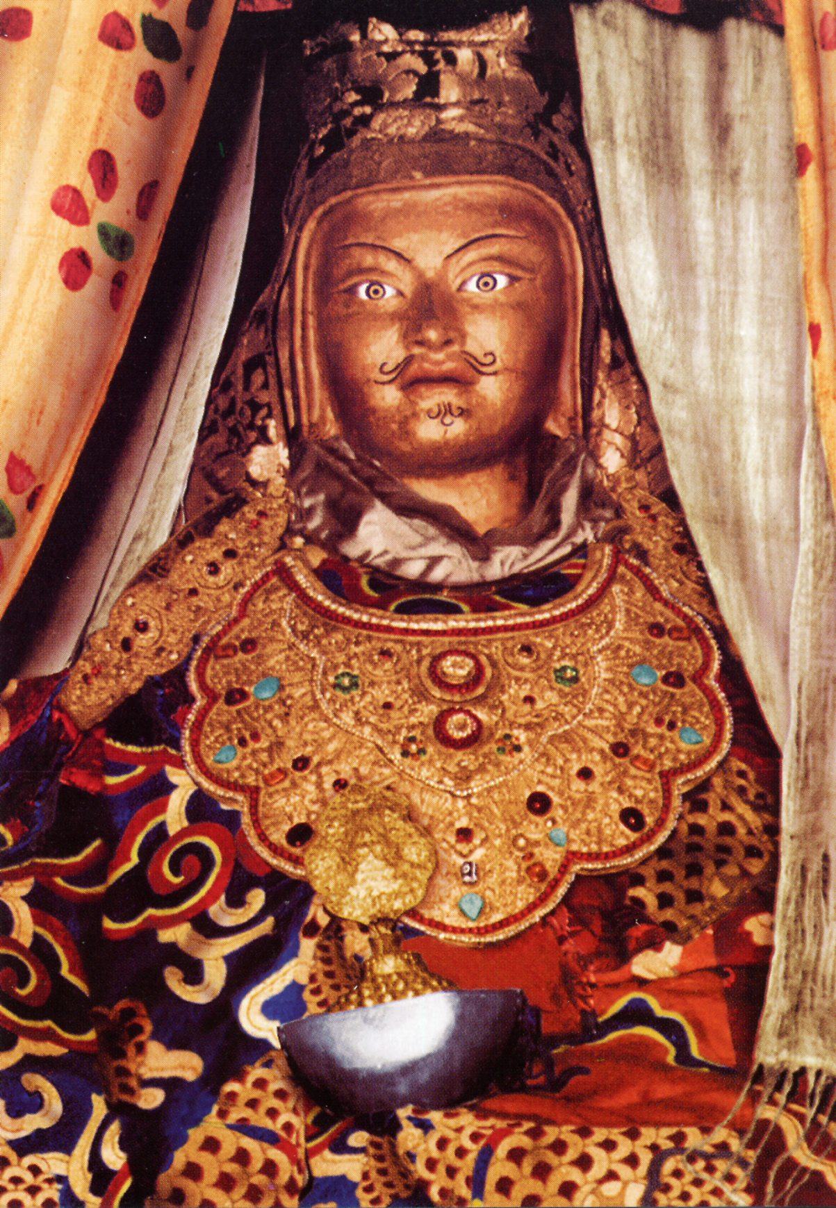 Picture Me Sweet: Padmasambhava Project For Peace