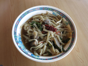 thursday soup noodles