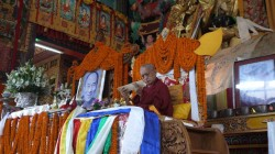 Tulshig Rinpoche and Off to Maratika