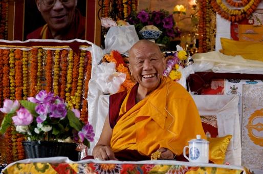 Kopan Monastery's Khensur Rinpoche Lama Lhundrup Passes Away