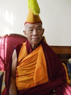 Commemorating Lama Lhundrup