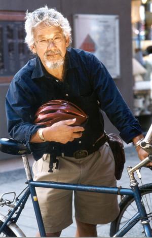 David Suzuki. Photo courtesy of www.davidsuzuki.org.
