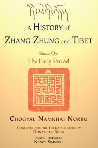 A History of Zhang Zhung