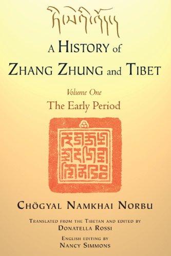 A History of Zhang Zhung