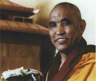 Khensur Rinpoche Lobsang Tenzin