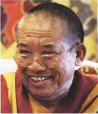 Geshe Jampa Gyatso