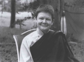 "Pema Chödrön: ""LSD... fried their brains."""
