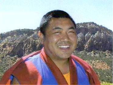 Chongtul Rinpoche at Christ in the Desert