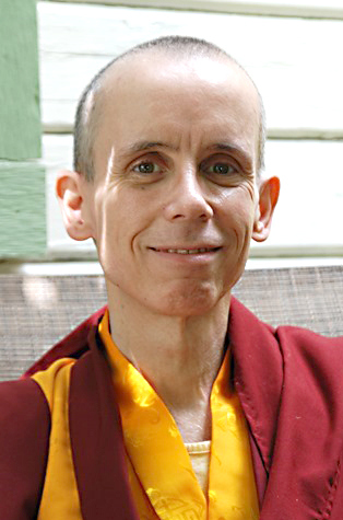 Ven. Lobsang Tsering via clearemptymind.com