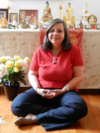 Mayra Rocha Sandoval, Mexico City, July 2013. Photo by Harald Molina.