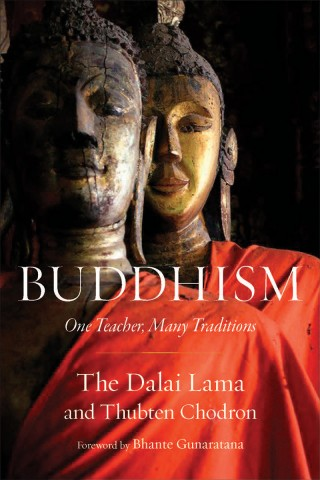 Buddhism-One-Teacher-Many-Traditions-cover
