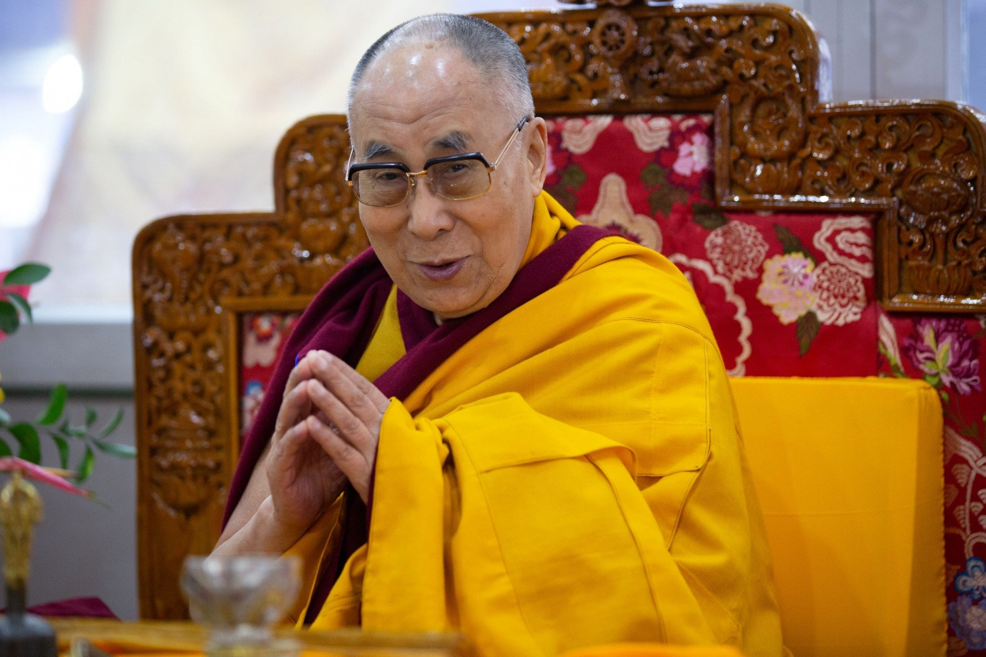 His Holiness The Dalai Lama Fpmt