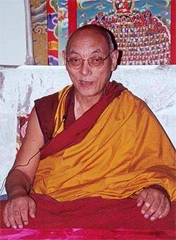 Ven. Choden Rinpoche