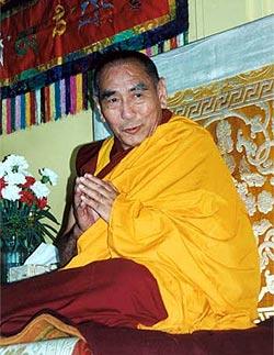 Ven. Geshe Sopa Rinpoche