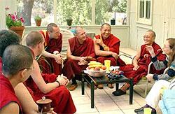 Ven. Kirti Tsenshab Rinpoche