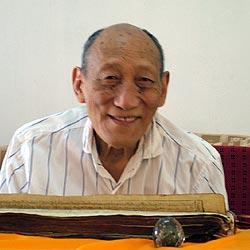 Khyongla Rato Rinpoche